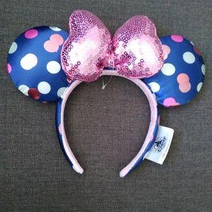 Minnie Mouse Polkadot